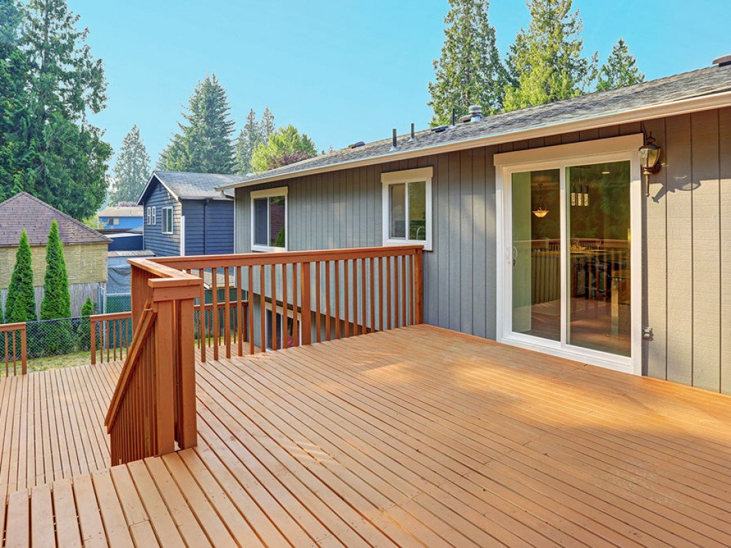 Deck Building, Exterior Renovations and Remodeling